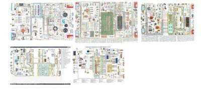 Электросхемы автомобилей Skoda